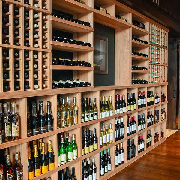 Bounty Hunter Walnut Creek Retail Wine Shop